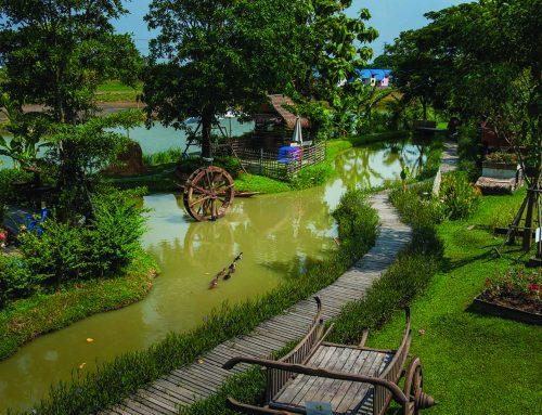 Baan Kong Por Sufficiency Economy Knowledge Center